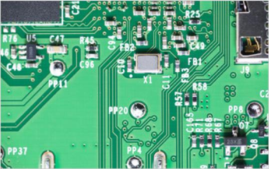 プリント回路関連材料及び装置