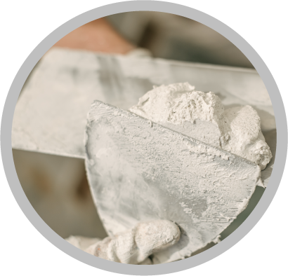 Cement and special cement mixture materials